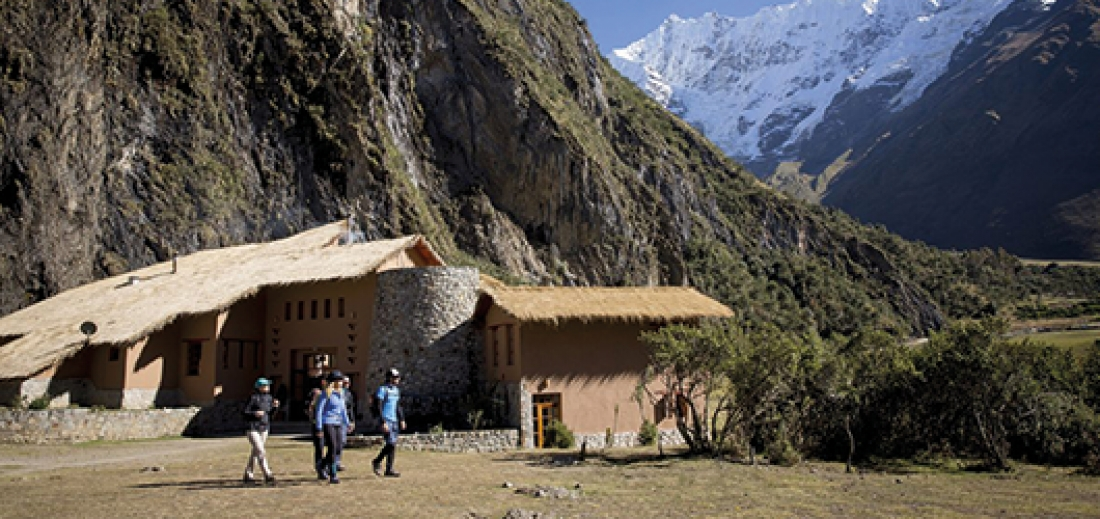 Aventura a Salkantay con Mountain Lodge