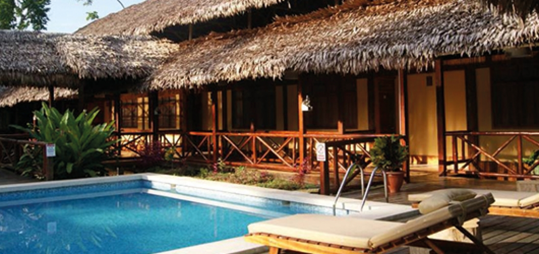 Heliconia Lodge con Iquitos II